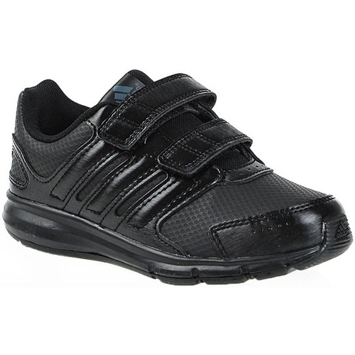 Shoes Children Low top trainers adidas Originals Sport Black