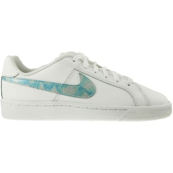 Shoes Children Low top trainers Nike Court Royale GS Blue-White