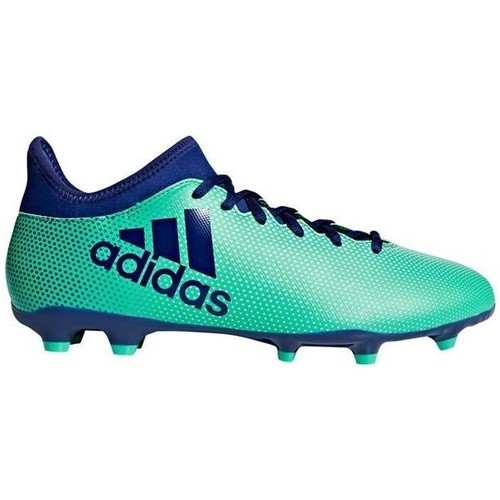 Shoes Men Football shoes adidas Originals X 173 FG Navy blue-Turquoise