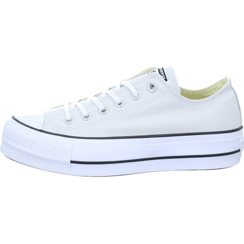 Shoes Low top trainers Converse Chuck Taylor AS Lift Grey