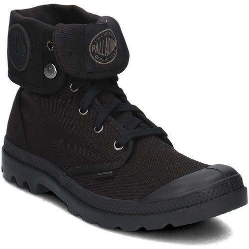 Shoes Men Hi top trainers Palladium Baggy Black