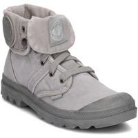 Shoes Women Hi top trainers Palladium Pallabrouse Baggy Grey