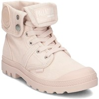 Shoes Women Hi top trainers Palladium Pallabrouse Baggy Pink