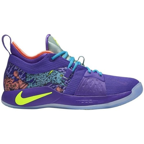 Shoes Men Low top trainers Nike PG 2 MM Blue