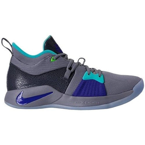 Shoes Men Low top trainers Nike PG 2 Grey-Black