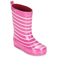 Shoes Girl Wellington boots Be Only TIMOUSS Pink