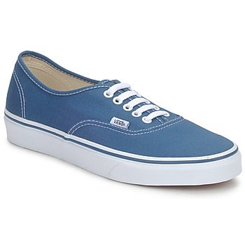 Shoes Low top trainers Vans AUTHENTIC Navy
