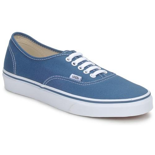 Shoes Low top trainers Vans AUTHENTIC Blue