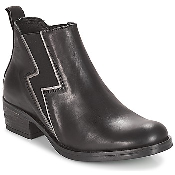 Shoes Women Mid boots PLDM by Palladium RIEMA CMR Black