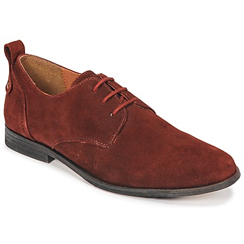 Shoes Women Derby Shoes PLDM by Palladium PICADILLY SUD Red / Brick
