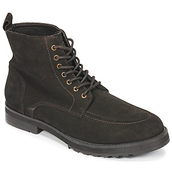 Shoes Men Mid boots PLDM by Palladium PARIO SUD Brown