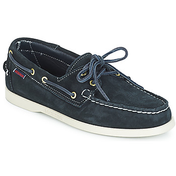 Shoes Men Boat shoes Sebago DOCKSIDES SUEDE Marine