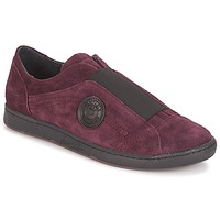 Shoes Women Slip-ons Pataugas Jelly Aubergine
