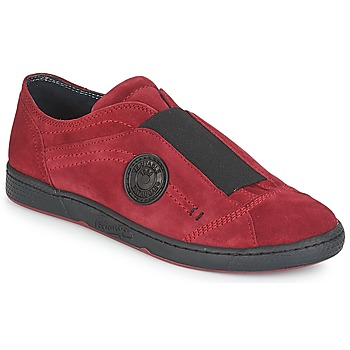Shoes Women Slip-ons Pataugas Jelly Red