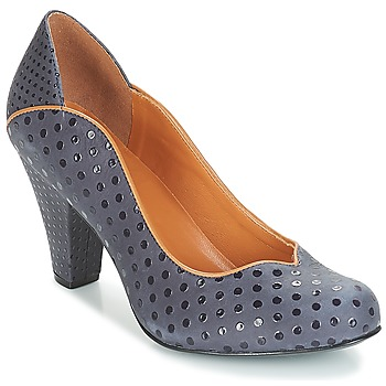 Shoes Women Heels Cristofoli CIVVU Grey