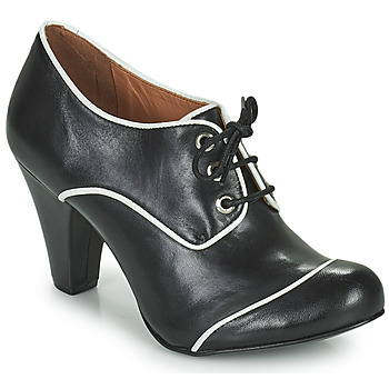 Shoes Women Shoe boots Cristofoli GRENATAS Black