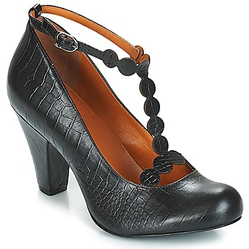 Shoes Women Heels Cristofoli PORUZ Black