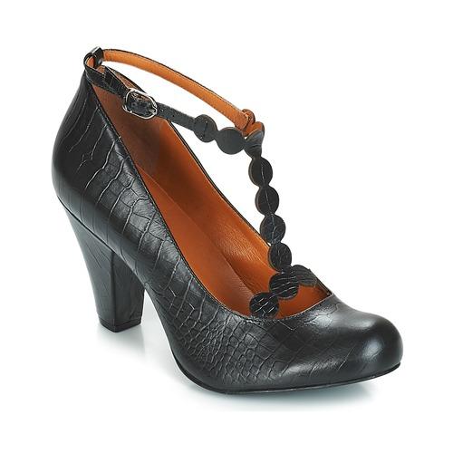 Shoes Women Heels Cristofoli PORUZ Black