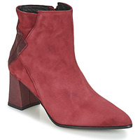 Shoes Women Ankle boots Elizabeth Stuart DHEXTER Bordeaux