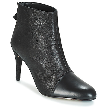 Shoes Women Ankle boots Elizabeth Stuart CITOU Black