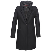 Clothing Women Coats Ikks AFTER Black