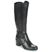 Shoes Women High boots Samoa DERMA Black