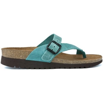 Shoes Women Sandals Interbios INTERIOR SANDALS ALYSA 7119C JEANS