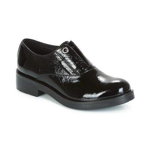 Shoes Women Derby Shoes Tosca Blu FRASER Black
