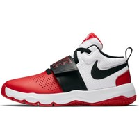 Shoes Children Basketball shoes Nike Boys'  Team Hustle D 8 (GS) Basketball Shoe 881941 001 ROJO