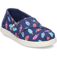 Shoes Children Slippers Toms Classic Navy blue