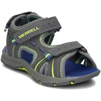 Shoes Children Sandals Merrell Panther Grey