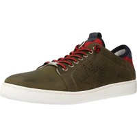 Shoes Men Low top trainers Cetti C1150 Green