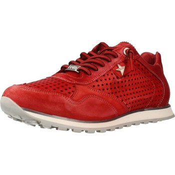 Shoes Men Low top trainers Cetti C848 V18 Red