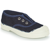 Shoes Children Low top trainers Bensimon TENNIS ELLY CORDUROY Marine