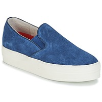 Shoes Women Slip-ons Skechers UPLIFT Blue