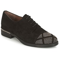 Shoes Women Derby Shoes Wonders NADALA Black