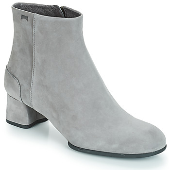Shoes Women Mid boots Camper KIE0 Boots Grey