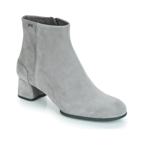 Shoes Women Ankle boots Camper KIE0 Boots Grey