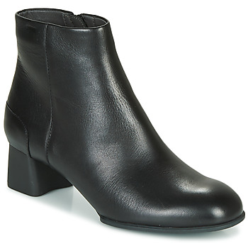 Shoes Women Ankle boots Camper KATIE Black