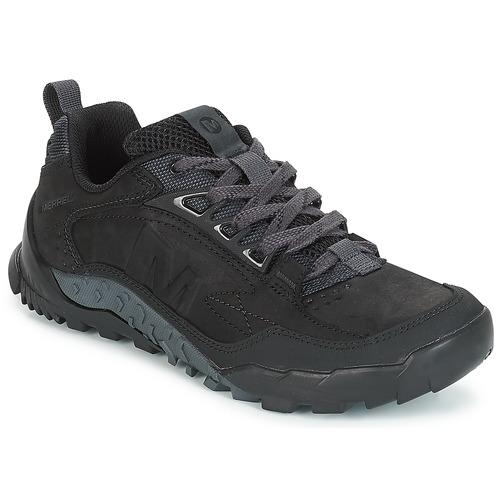 Shoes Men Low top trainers Merrell ANNEX TRAK LOW Black