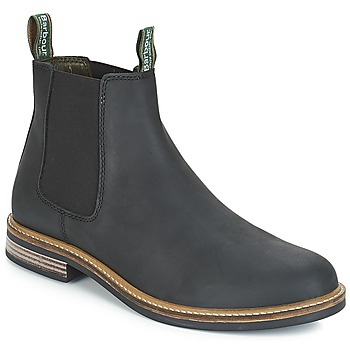 Shoes Men Mid boots Barbour FARSLEY  black