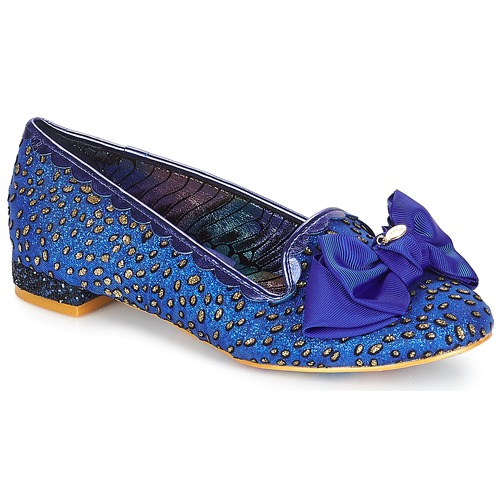 Shoes Women Flat shoes Irregular Choice SULU Blue