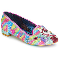 Shoes Women Flat shoes Irregular Choice Loosen the reins Pink