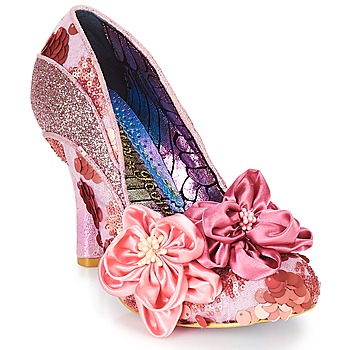 Shoes Women Heels Irregular Choice PEACH MELBA Pink