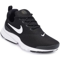 Shoes Men Low top trainers Nike Presto Fly Black-White