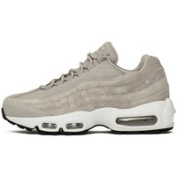 Shoes Women Low top trainers Nike Wmns Air Max 95 Prm Grey