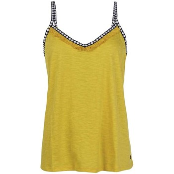 Clothing Women Tops / Blouses Protest TOP  FLAWLESS MUJER AMARILLO AMARILLO