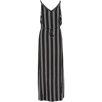 Clothing Women Long Dresses Jacqueline De Yong VESTIDO  JDYVICTORY S/L LONG DRESS NEGRO