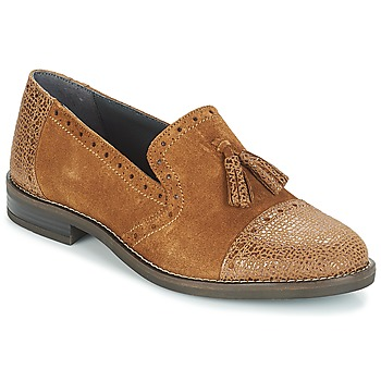 Shoes Women Loafers Myma PISAN Camel