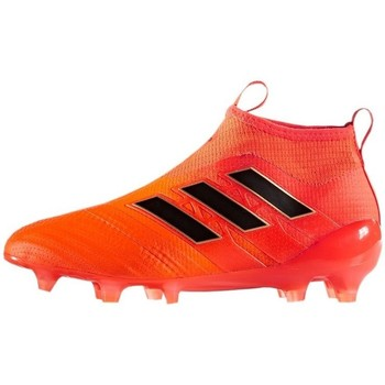Shoes Children Football shoes adidas Originals Ace 17 Purecontrol FG J Orange